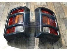 Lada Niva Taillight Guard Kit Tuning Plastic 2 Pcs 1 mm Thickness